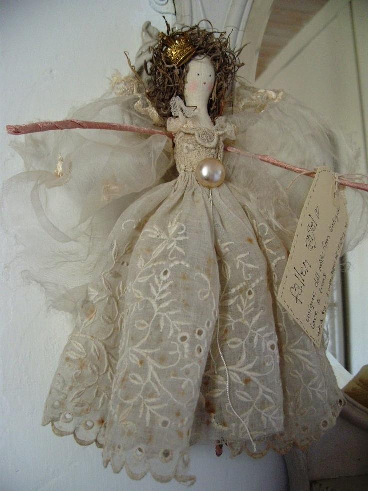 Handmade Fallen Angel Luv The Dress N Material