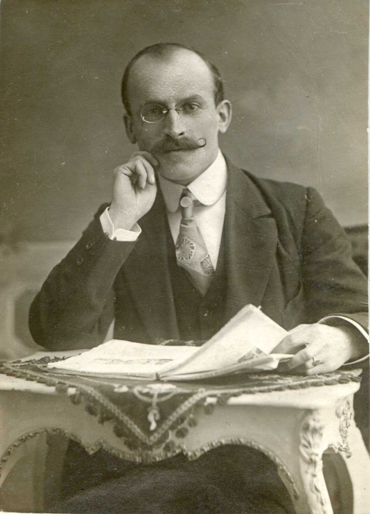 Another fabulous mustache! - No date, 1910s?