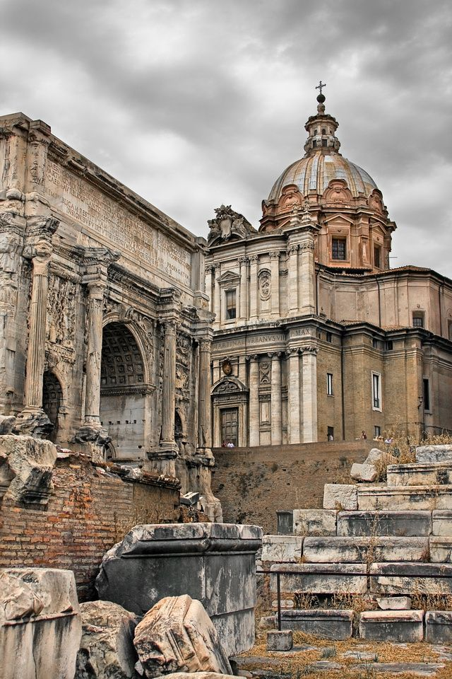 Seeing Rome & Christian Italy