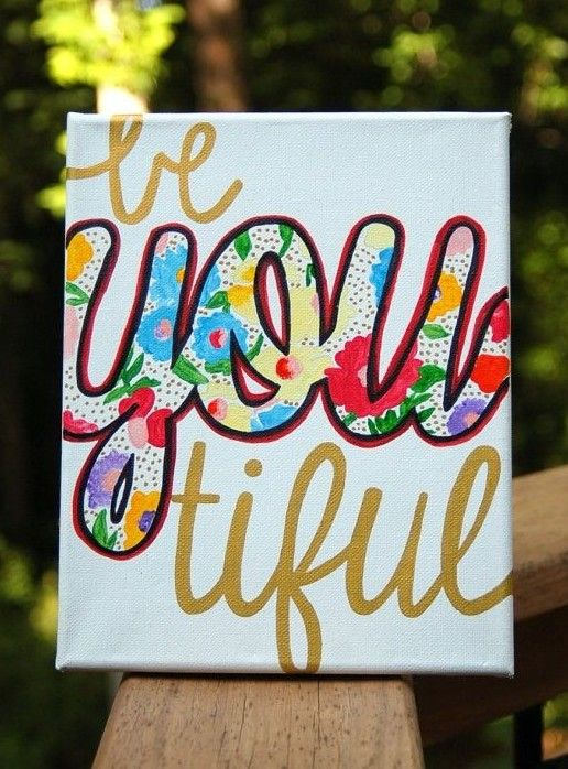 Sunday Inspiration: Be YOU(tiful) - FPgirl Style Mag