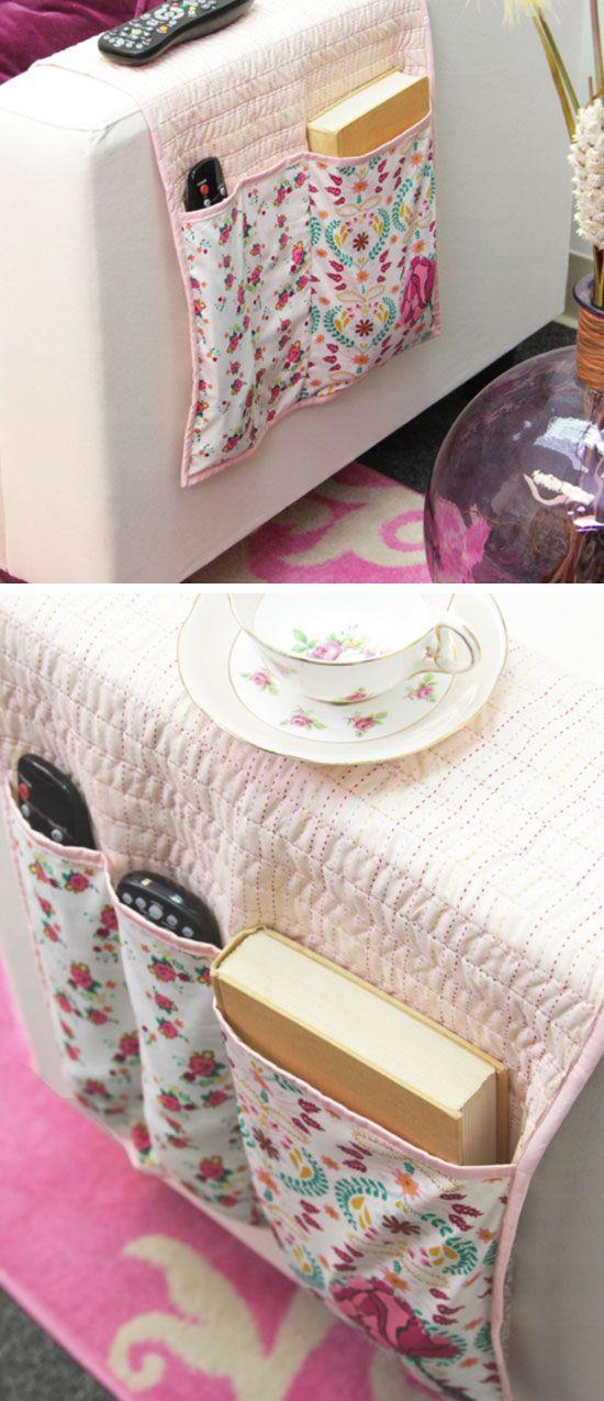 Bijoux Sofa Organiser   Click Pic for 22 DIY Christmas Gift Ideas for Mom   Handmade Christmas Gifts for Grandma