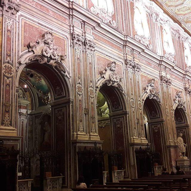 Chiesa del Carmine - dettagli