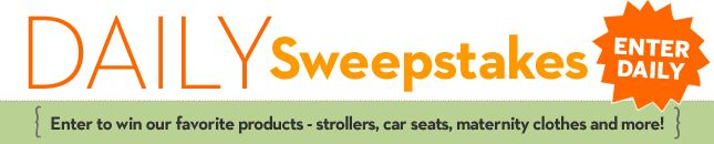 Parents - Daily Sweepstakes June 18 Safety 1st. onSide Convertible Car Seat