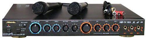 Hisonic MA222 Karaoke Mixer Dual 2 X 35 watts (PMP) Amplifier