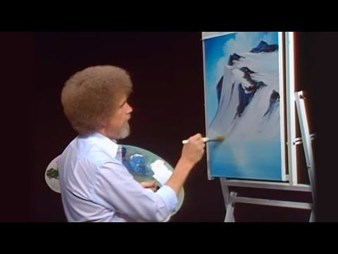 Bob Ross - Glacier Lake (Season 28 Episode 6) - YouTube