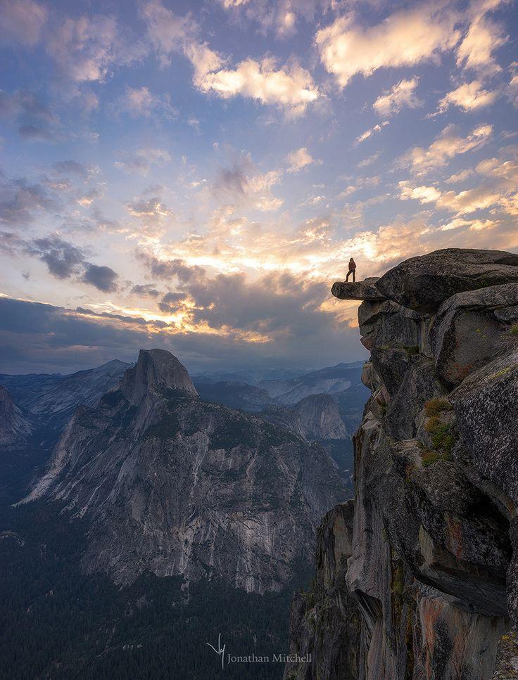 National Park Yosemite California USA