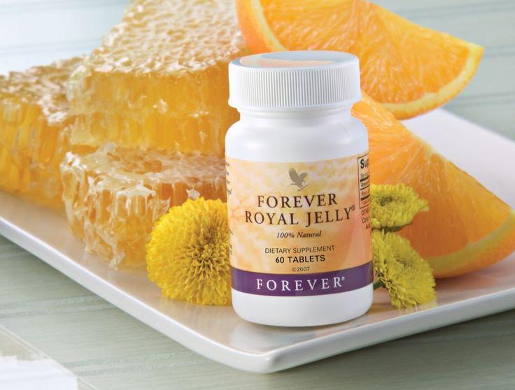 Θωρακίστε τον οργανισμό σας με το φυσικό βασιλικό πολτό Forever Royal Jelly. Απόλυτα φυσικός, χωρίς συντηρητικά, τεχνητά χρώµατα ή αρώµατα! Δείτε το εδώ: http://www.foreveryoung.gr/products?pid=965
