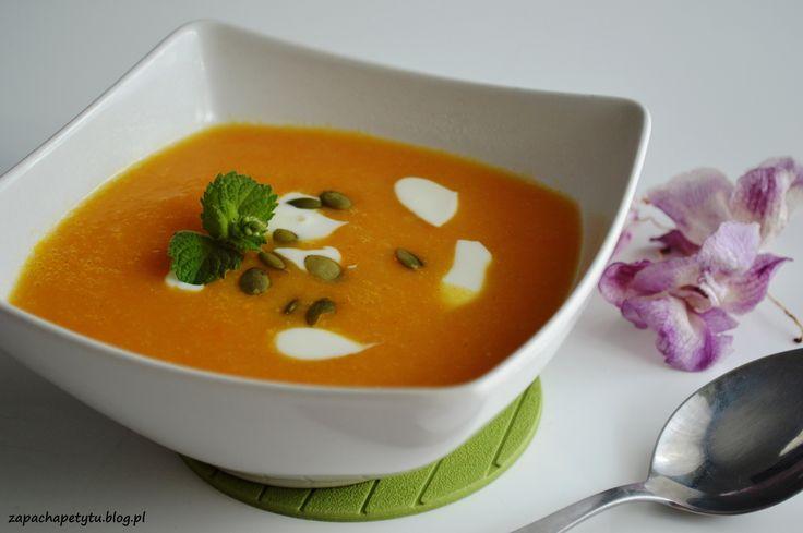 Carrot soup with lemon #zapachapetytu #carrot #soup