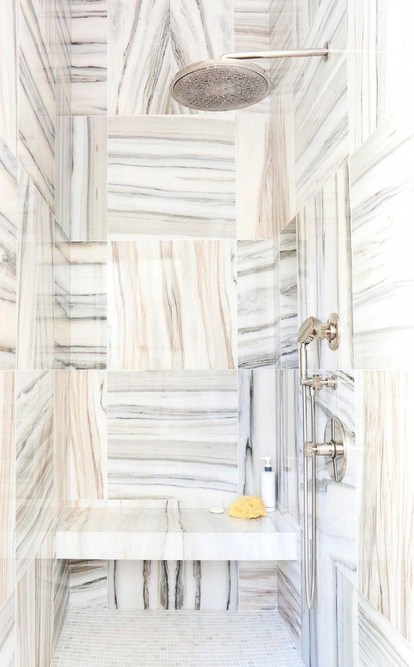 Shower Tile Drawing