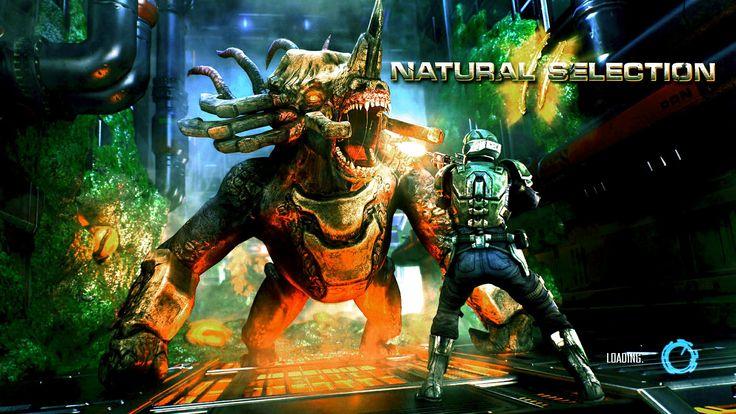 Natural Selection 2 Ns2: ep.4 eu ca extraterestru