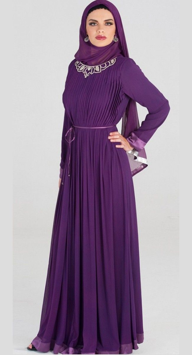 Beautiful Red Wine Abaya ( $ 88.00 )