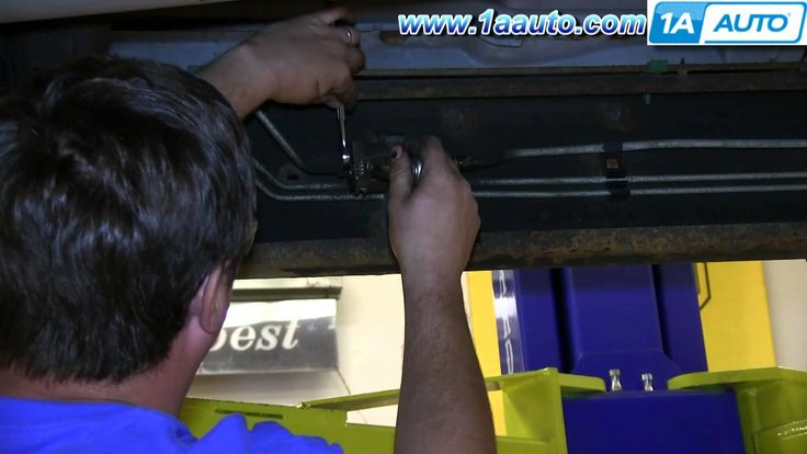 nice How To Install Replace Fuel Filter 1999-2006 GMC Sierra Chevy Silverado more GM