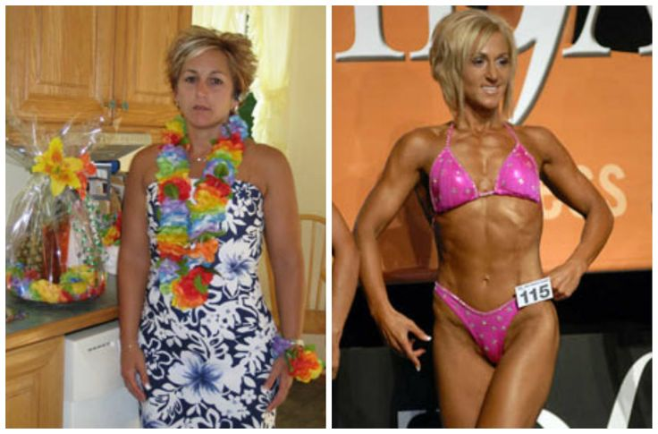 Sherri loses over 30 lbs and transforms her physique! http://karen-gallagher.com/learn-how-sherry-lost-30-lbs/