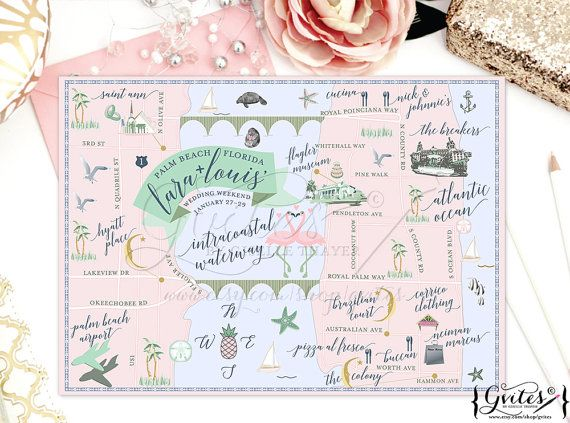 Wedding Invitation Map Maker: 1000+ Ideas About Wedding Maps On Pinterest