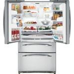 KitchenAid KFXS25RYMS (25 Cu. Ft.) French Door Refrigerator