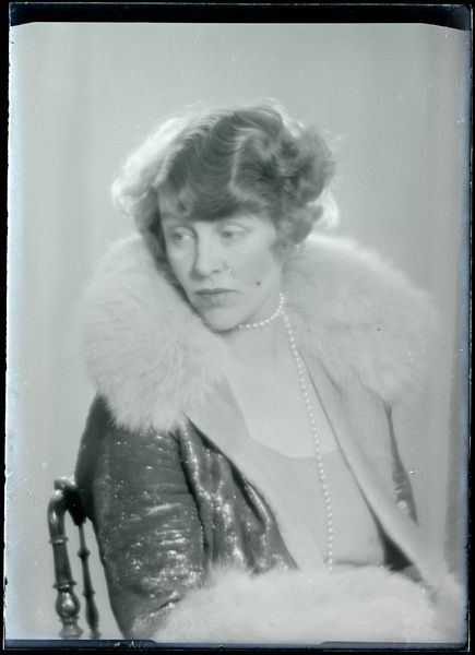 Elspeth Champcommunal by Man Ray c. 1928