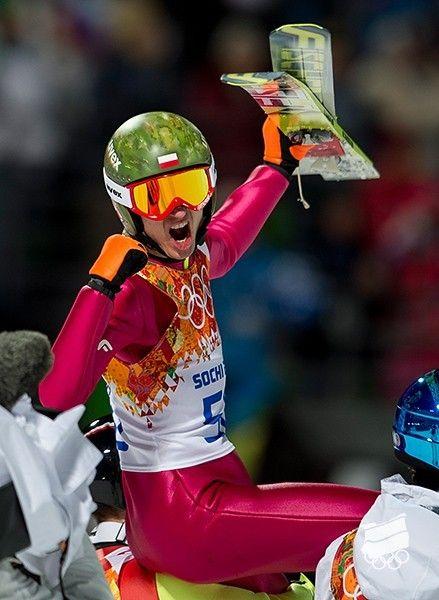 Kamil Stoch Mistrzem Olimpijskim! • Polski Komitet Olimpijski