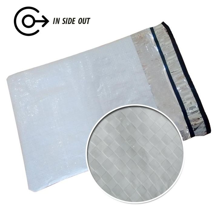 Lowest Price on 11.5 x 14 Woven Lined Tamper Evident Envelopes. In Stock and Ready for Ship!