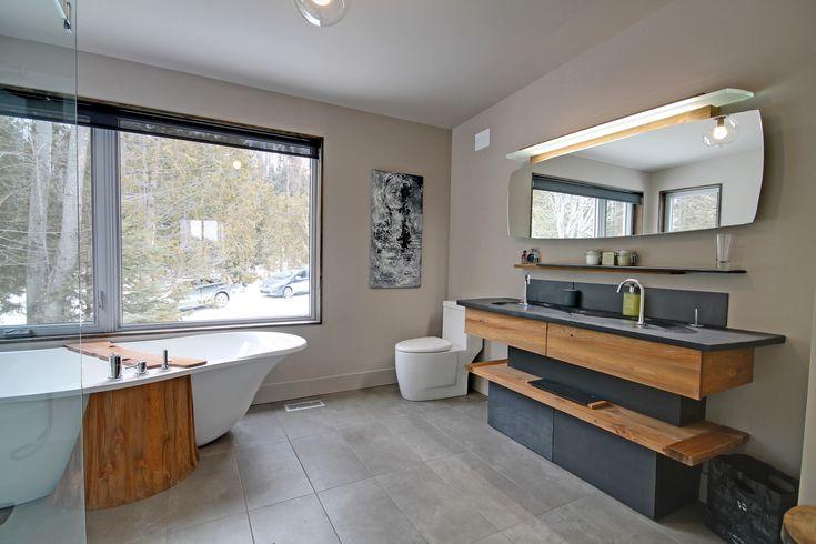 Dream bathroom / Salle de bain de rêve