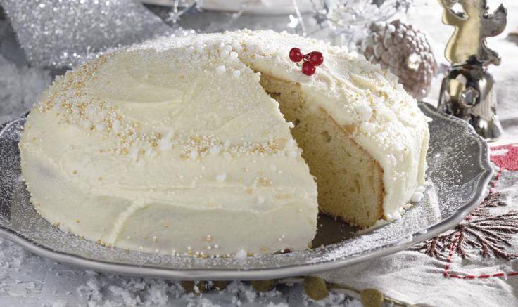 Απίστευτη και λαχταριστή συνταγή για Λευκή Βασιλόπιτα!