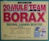 Where Can I Buy Borax?: Borax