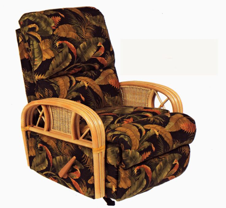 Captiva Rocker Recliner Rattan And Wicker Rockers And