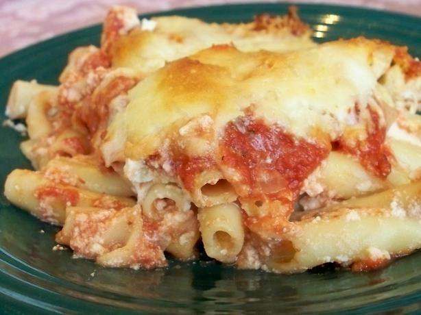 Chicken Ziti Bake Recipe - Italian.Food.com - 306015