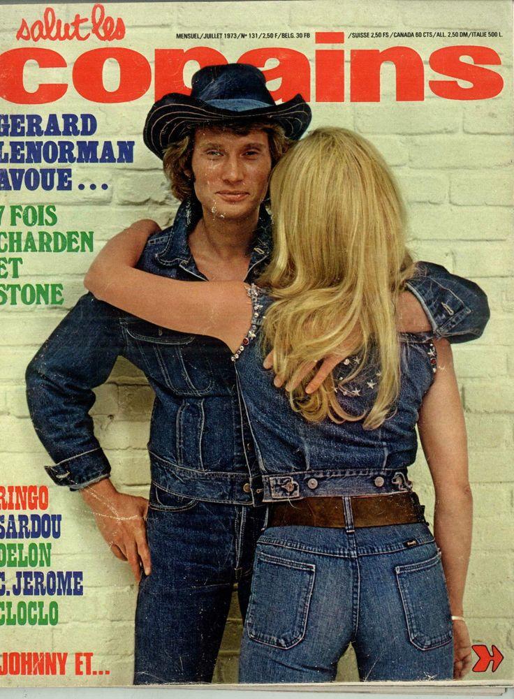 Salut les copains n°131  juillet 1973