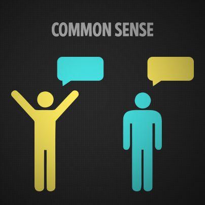 Bugünkü sözcüğümüz:  Common sense: (isim) sağduyu  okunuşu: kam'ın sens  örnek cümle: In the current atmosphere of confrontation, all parties are invited to act with common sense.