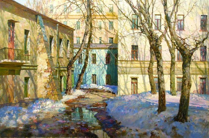 Юрий Обуховский, 1965 | Романтический художник реалист | Tutt'Art @ | Pittura * * Scultura Поэзия * Musica |