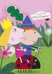 El Pequeño Reino de Ben y Holly: Personajes, dibujos para colorear, juegos,...