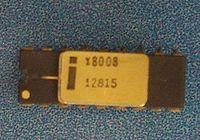 El Intel 8008 (i8008) es un microprocesador diseñado y fabricado por Intel que fue lanzado al mercado en abril de 1972.