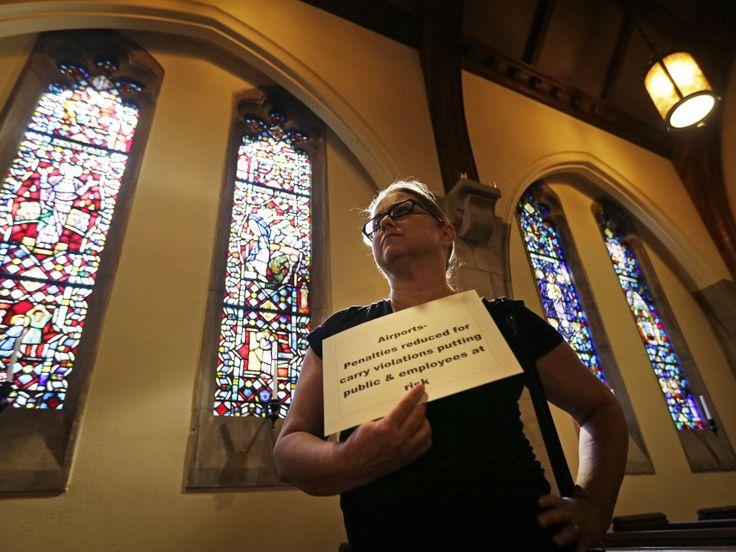 Georgia Law OKs Guns In Schools, Churches : The Two-Way : NPR