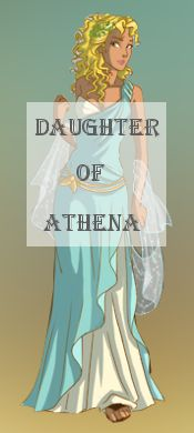 Daughter Of Athena