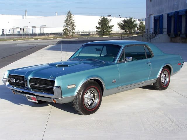 416 best mercury cougar images on pinterest cars mercury and autos 1968 mercury cougar gtemehow they managed to cram a 427 publicscrutiny Image collections