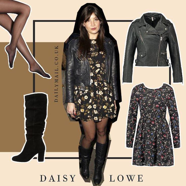 Daisy Lowe - Rock Chick by AMAZE Celebrities