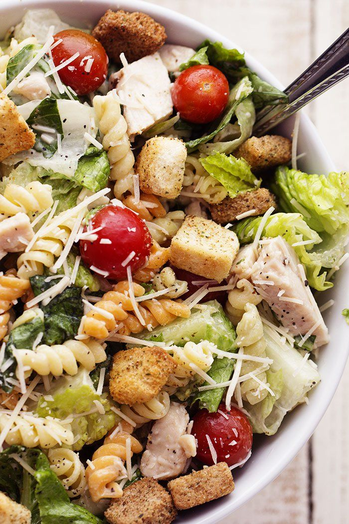 27 Pasta Salads Perfect For Sharing