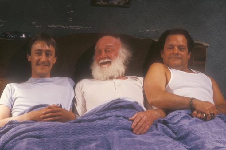 Del, Rodney & Uncle Albert - Only Fools And Horses