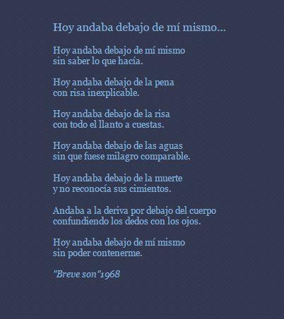 José Angel Valente é o autor deste poema