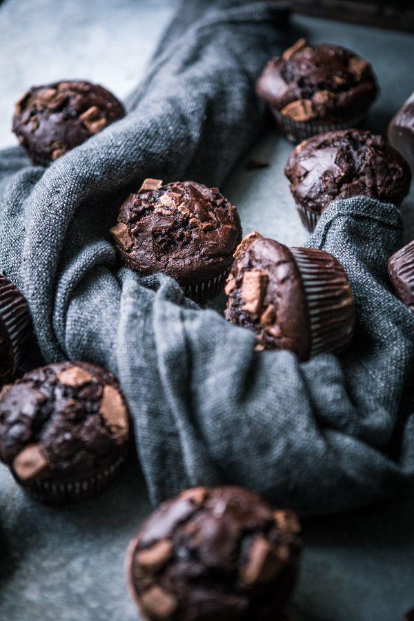 ... chocolate muffins ...