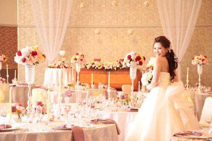 【福岡県久留米市 ホテルニュープラザKURUME・ウェディング】愛され花嫁へ