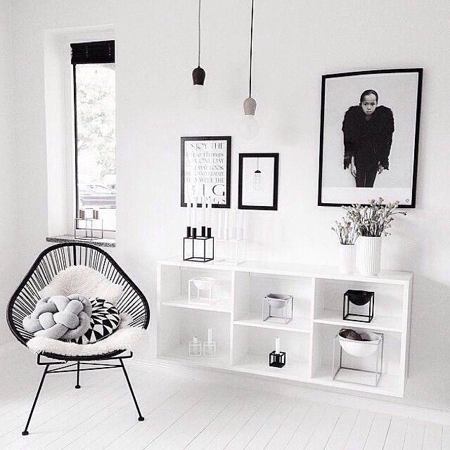 """1,271 synes godt om, 28 kommentarer – @inspirationhey på Instagram: """" - @krea_pernille lovely livingroom."""""""