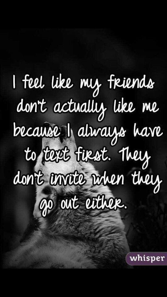 Boyfriend with my i feel alone Why Do