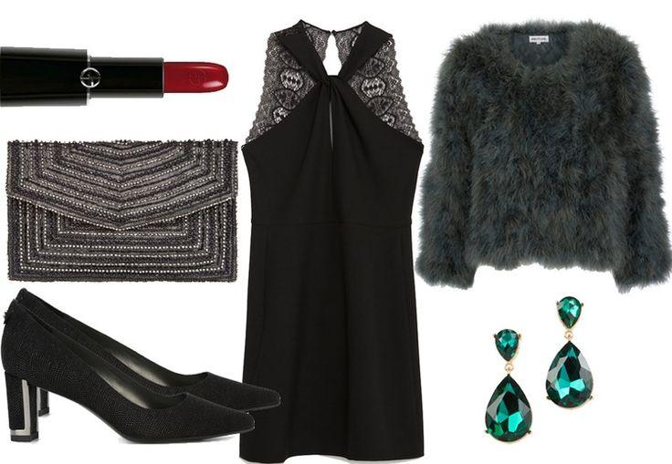 Få tips til hvordan du setter sammen lekre festantrekk med den lille sorte slik at du har garderoben klar før sesongens mange og lange netter. | Costume.no