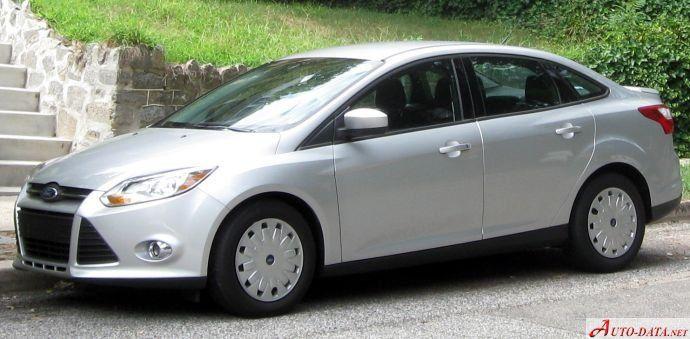 Ford Focus III Sedan