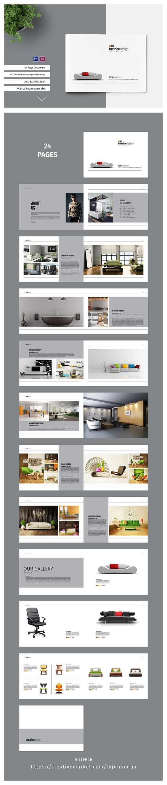 The 25+ best Portfolio pdf ideas on Pinterest | Portfolio design ...