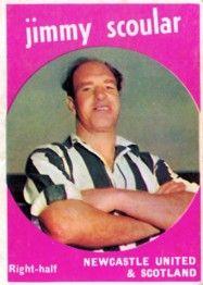 1. Jimmy Scoular Newcastle United