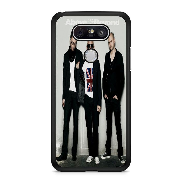 Above And Beyond 2 LG G5 Case Dewantary