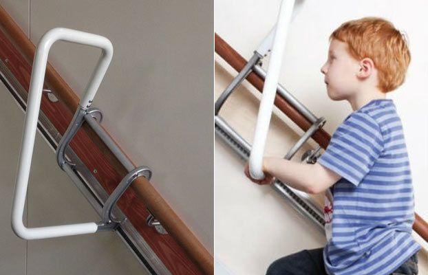 Sistema per salire le scale per disabili Stairaid | Scale ...