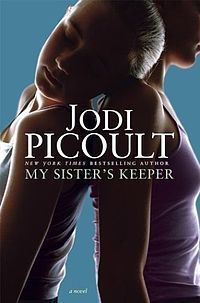 My Sister's Keeper, by Jodi Picoult. 2009 (#7). Reasons: homosexuality, offensive language, religious viewpoint, sexism, sexually explicit, unsuited to age group, violence.